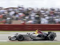Przejedź się bolidem Red Bull Racing na torze Silverstone!