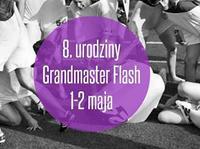 Ósme urodziny Grandmaster Flash!