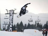 Oscyp Snowboard Contest 2014 - Nikodem Franczak