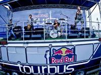 Red Bull Tourbus na Sonisphere