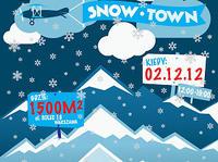 2.12 Warszawa SNOW.TOWN - targi sprzętu zimowego,ubrań,dodatków na stok