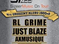 RL Grime i Just Blaze na 4. urodzinach klubu 1500 m2 do wynajęcia!