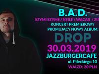 B.A.D. - koncert premierowy koszalińskiego rapera