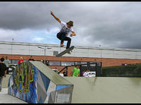 Hoity-Toity Skate Cup - Relacja