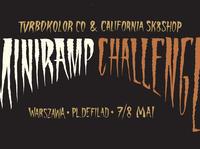 Mini ramp Challenge podczas Warsaw Challenge 2016