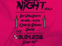 KODXINV NIGHT 2 | DA VOSK DOCTA x KA-MEAL x OLFVN x CRIES IN SPANISH x DWABE