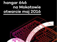 Hangar 646 na warszawskim Mokotowie