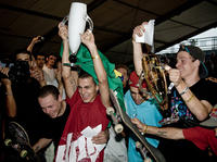 Czech Maxim Habanec wygrał Mystic Sk8 Cup 2010