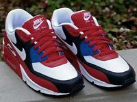Nike Air Max 90 Red/White/Black