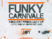 Koncert - Funky Carnivale, Jot, Mike Panda!