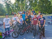 RIDE UP 2012 TURNUS 1 DZIEŃ 1