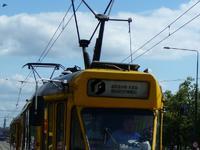 Tramwaj - linia F