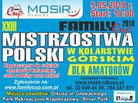 XXIII Mistrzostwa Polski w Kolarstwie Górskim Family Cup 2018 dla Amatorów