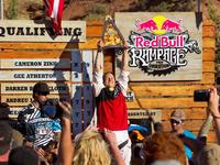 Cameron Zink wygrał Red Bull Rampage 2010