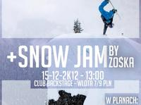 Snow Jam + Birthday Zośki !