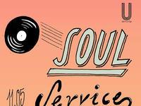 11.05 Warszawa: Soul Service U Artystów