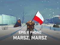 """Epis ze świetną animacją do utworu """"Marsz, Marsz"""""""