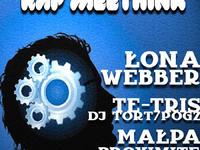 Rap Meethink - Łona&Webber, Małpa, Te-Tris, The Pryzmats