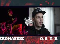 Quebonafide i O.S.T.R. dołączają do line up'u Mazury Hip- Hop Festiwal Giżycko 2018!