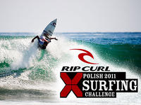 Rusza Rip Curl Polish Surfing Challenge 2011