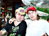 Kowboj i Łukasz