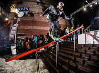 Red Bull Mobile Snow Attack - Warszawa