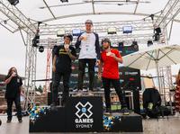 Dawid Godziek - ZŁOTO NA X GAMES SYDNEY 2018