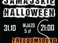 31.10 Warszawa: Jamajskie Halloween w Black Sheep