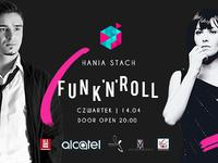 FUNK'N'ROLL #OPENSTAGE with Hania Stach