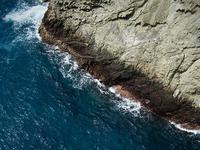 Skoki w głąb jaskini z 27 metrów