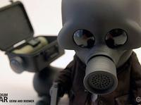 Ferg Medium War Vinyl Toy Exhibit