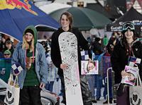 Podium Oscyp Snowboard Contest 2014