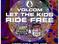 Volcom Peanut Butter & Rail Jam 2014