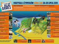 HEAT Games 2019 - mapa zawodów
