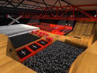 Hangar 646 - pierwszy park trampolin w Warszawie