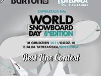 Światowy Dzień Snowboardu - Białka