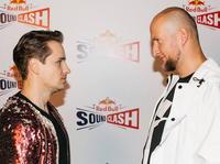 Krzysztof Zalewski i Grubson Red Bull SoundClash