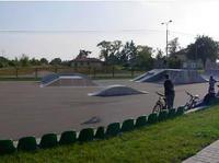 Borzęcin Duży koło Warszawy skatepark