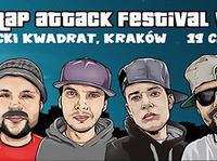 Bombing Rap Attack Festival Vol III - 19 czerwca - DONGURALESKO I SITEK & JNR I SZTIGAR BONKO I ROVE