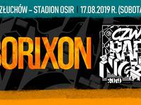 Borixon na CZW RAP NIGHT XII