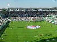 Legia nowy stadion i pierwszy mecz