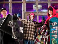 Boarders Party Night & Snow Jam