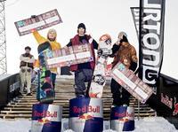 Oscyp Snowboard Contest 2012