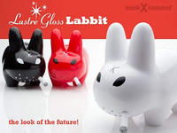 kidrobot Glossy Smorkin' Labbit