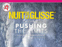 "Premiera ""Pushing the limits"""