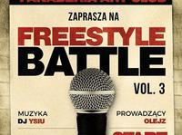 Freestyle Battle vol. 3 w Fanaberii