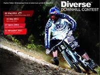 Rusza Diverse Downhill Contest