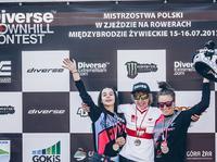 Mistrzostwa Polski DH 2017 - DDHC Kobiety