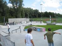 Skatepark Cieszyn i Tor Racingowy