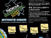 Nokia Freestyle Tour 2011 SK
